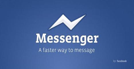 Facebook lance une version web de Messenger, pour navigateurs | Veille technologique et juridique BTS SIO | Scoop.it