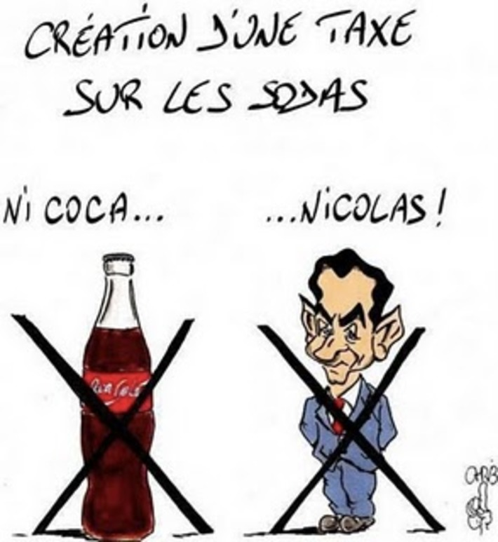 Ni Coca, Nicolas | Baie d'humour | Scoop.it