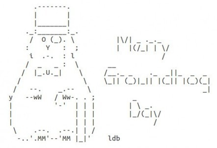 Happy Groundhog Day - ASCII Artist | ASCII Art | Scoop.it