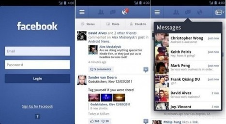 Facebook for Android 32.0.0.0.7 Apk [All Versions] - Android App | Tech and Gadgets News | Scoop.it
