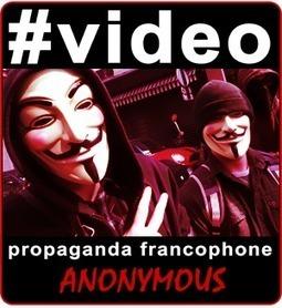 Anonymous « We Are Legion » | Libertés Numériques | Scoop.it