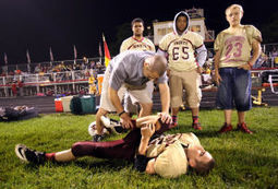 Sidelines situation: Medical experts provide care to student-athletes - nwitimes.com   Sports Ethics: Magnuson, D.   Scoop.it