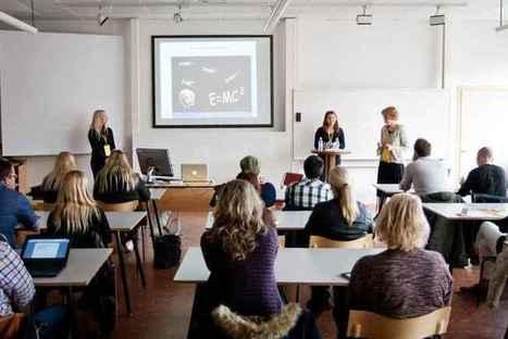 Sociala medier tar klivet in i skolan - Smålandsposten | Skolbiblioteket och lärande | Scoop.it