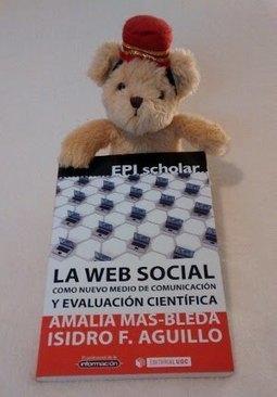 La web social como nuevo medio de comunicación y evaluación científica - | Libros El profesional de la información | Scoop.it