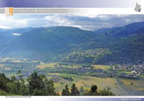 Un atlas pour les paysages des Hautes-Pyrénées | Vallée d'Aure - Pyrénées | Scoop.it