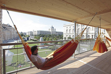 The Flederhaus – Viyana Hammock House | Art, Design & Technology | Scoop.it