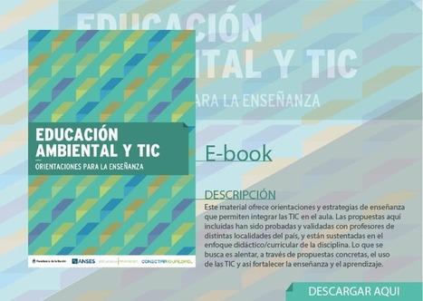 Inicio: Educación Ambiental - E-book | Tic en el aula | Scoop.it