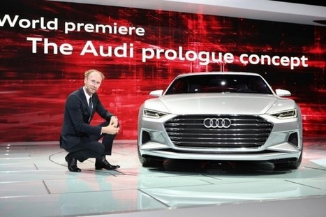 Audi Prologue Concept is here to Change the Future of Style and Technology - Techno Gala | Technology  news | Scoop.it