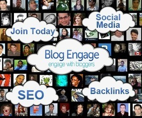 Engage with Blogger to get Free Backlink and Free Traffic - Blog Engage | Marketizze | Scoop.it