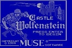 Castle Wolfenstein | ASCII Art | Scoop.it