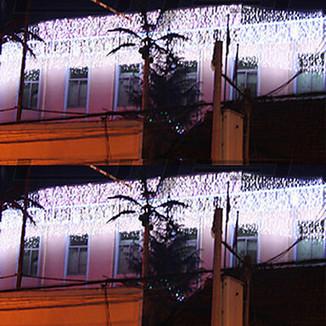 1Mx6M White Star LED String Light with 256 LEDs – LightSuperDeal.com | LED lights | Scoop.it