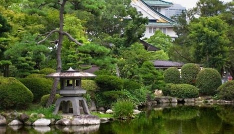 Beautiful Japan Holidays In Osaka castle | asia holidays destination picture | Beauty building, park, and city in asia | Scoop.it