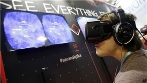 Virtual reality called tech's next mega trend | 3D Virtual-Real Worlds: Ed Tech | Scoop.it