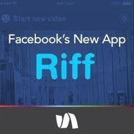 """Facebook's Simple New App """"Riff"""" May Be the Key to Manufactured Virality 