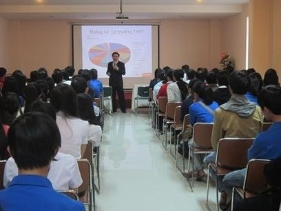 Học sinh THPT thử làm sinh viên | Giáo dục Việt Nam | Scoop.it