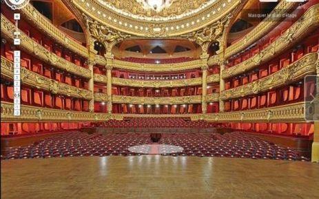 Google : visitez l'Opéra de Paris avec votre souris | Communication | Scoop.it
