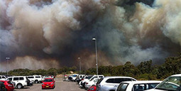Bushfire smoke: health risks travel further than the flames - Health & Wellbeing | Sustain Our Earth | Scoop.it