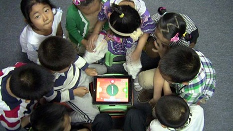 Dads create children's app empire | The iPad Classroom | Scoop.it