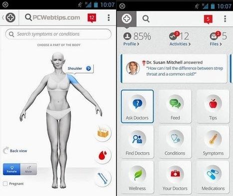 7 mejores Apps para la Salud y Actividad Fisica en Android PCWebtips.com   Android - Aplicaciones y Tips   Scoop.it