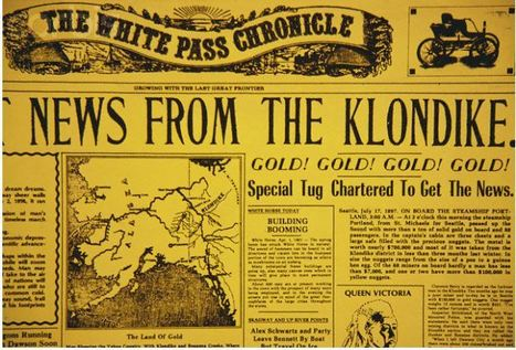 Gold! Gold! Gold! | Alaska: Romanticizing the Last Frontier | Scoop.it
