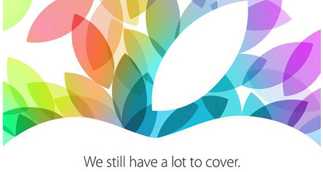 Evento Apple del 22 Ottobre in streaming | Angariblog.net | angariano | Scoop.it