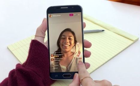 Comment faire de la vidéo en direct sur Instagram   Video, Marketing digital, Webmarketing   Scoop.it