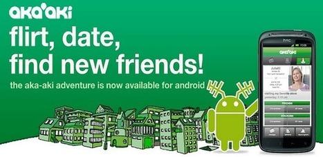 aka-aki. qui est dans le coin? - Applications Android sur GooglePlay | Actus de la communication. | Scoop.it