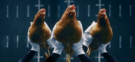 Fun Commercial where Chickens promote Luxury Car | Where Cool Things Happen | Scoop.it