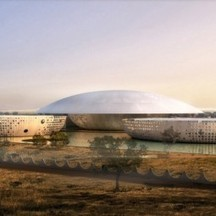 Centre international de conférence de Ouagadougou, Burkina Faso | Design, Art & Architecture in Africa and the Arab World | Scoop.it