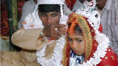 Time to end child marriage | Human Rights | Scoop.it