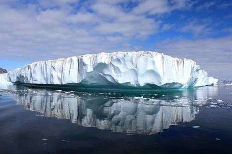 Study shows major changes in ice and temperatures could cause abrupt effects farther away | Sustain Our Earth | Scoop.it