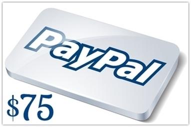 $75 PayPal Cash Giveaway (International)   Blogger Tricks, Blog Templates, Widgets   Scoop.it