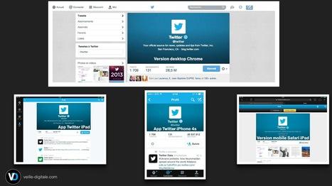 Comment les marques médias utilisent la cover Twitter... Ou pas ! | Astuces Wordpress | Scoop.it