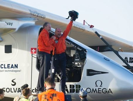 «Le but de Solar Impulse, c'est avant tout de prôner et de développer l'utilisation des technologies propres» | Energies Renouvelables | Scoop.it