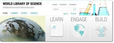 Cientos de recursos gratuitos en la biblioteca online de Ciencias de la UNESCO | Organización y Futuro | Scoop.it