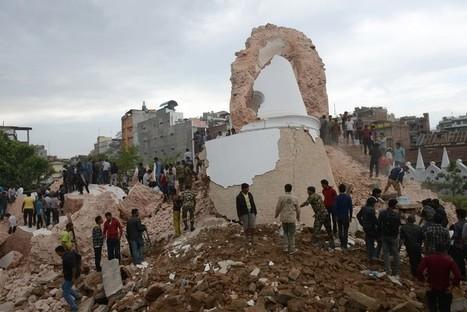 Séisme au Népal : le bilan dépasse les 2.000 morts, nouvelle violente réplique | Think outside the Box | Scoop.it