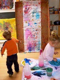 Art & Painting for kids | Bebes y más | Scoop.it
