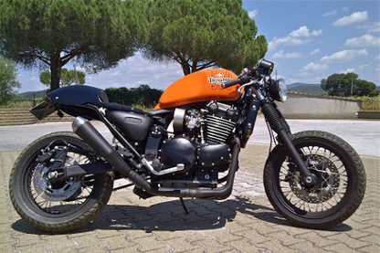 Mietitrebbie Italiane | Cafe Racers | Scoop.it