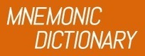 Mnemonic Dictionary - Fun and easy way to build your vocabulary!   ahead ESL   Scoop.it