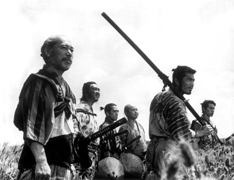 5 Things You May Not Know About Akira Kurosawa's 'Seven Samurai'   CAU   Scoop.it