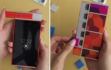 Turning a jigsaw puzzle into a mobile phone – Project Ara | 3D Me | Scoop.it