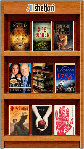 The Site for Books & Readers - Shelfari | Tic, Tac... y un poquito más | Scoop.it