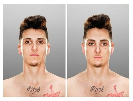 Photographer Uses Photoshop and Neuroscience to Find Your 'Ideal' Self-Image - PetaPixel | Neuroscience-neuromarketing | Scoop.it