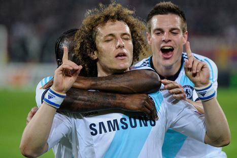 David Luiz garante vitória nos descontos - SAPO Desporto | Dentro e fora das quatro linhas | Scoop.it