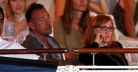 Jessica Springsteen : Déception de Bruce et Patti, ses premiers fans, à Cannes - Pure People | Bruce Springsteen | Scoop.it