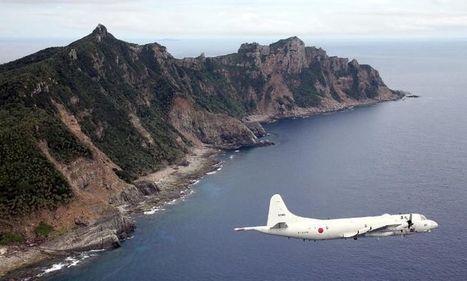 Chine: des avions japonais pénètrent dans la «zone d'identification ... - Libération   Tensions en mer de Chine   Scoop.it