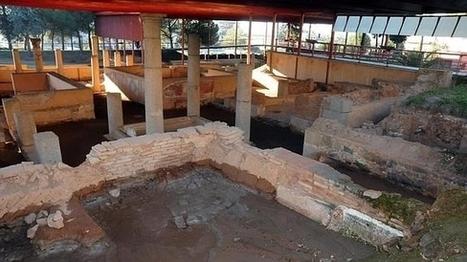 La rotura de una tubería inunda la Casa del Mitreo | LVDVS CHIRONIS 3.0 | Scoop.it