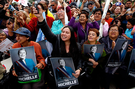 Will Chile's next president bring a new constitution? - Christian Science Monitor | Governing the UK | Scoop.it