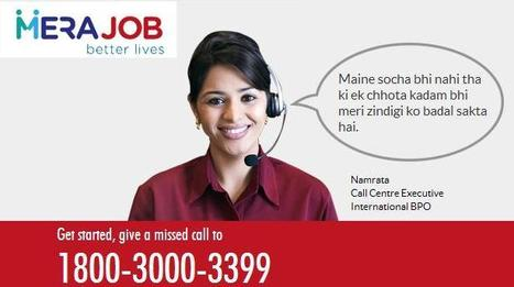 Job Openings for International Call Centre  in India | Sales and BPO Jobs in India | Scoop.it
