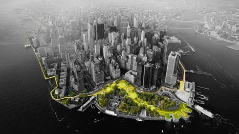 Massive New Storm-Protection Barrier Funded for Lower Manhattan - Next City   Complex Systems and X-Events   Scoop.it